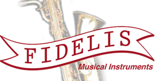 Logo, FIDELIS Musical Instruments - Musical Instrument Store